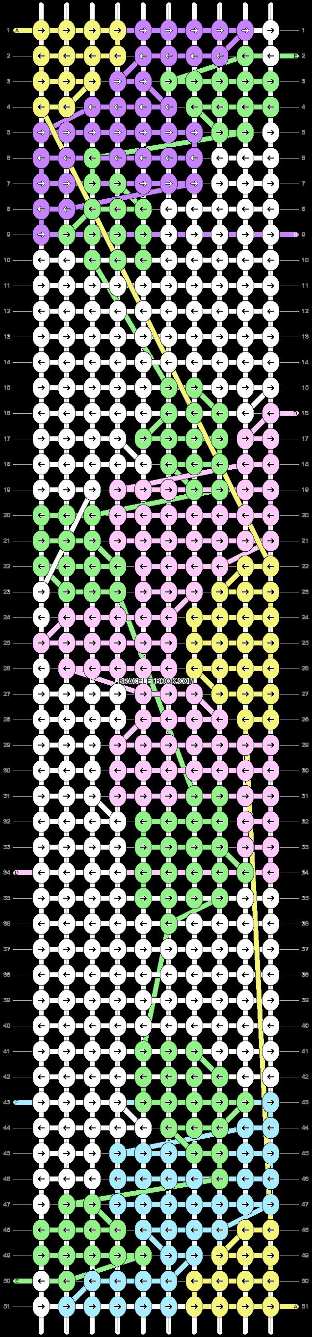 Alpha pattern #67708 pattern