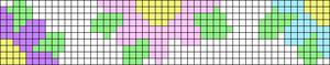 Alpha pattern #67708
