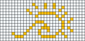 Alpha pattern #67720