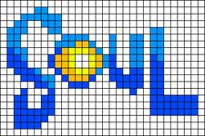 Alpha pattern #67725