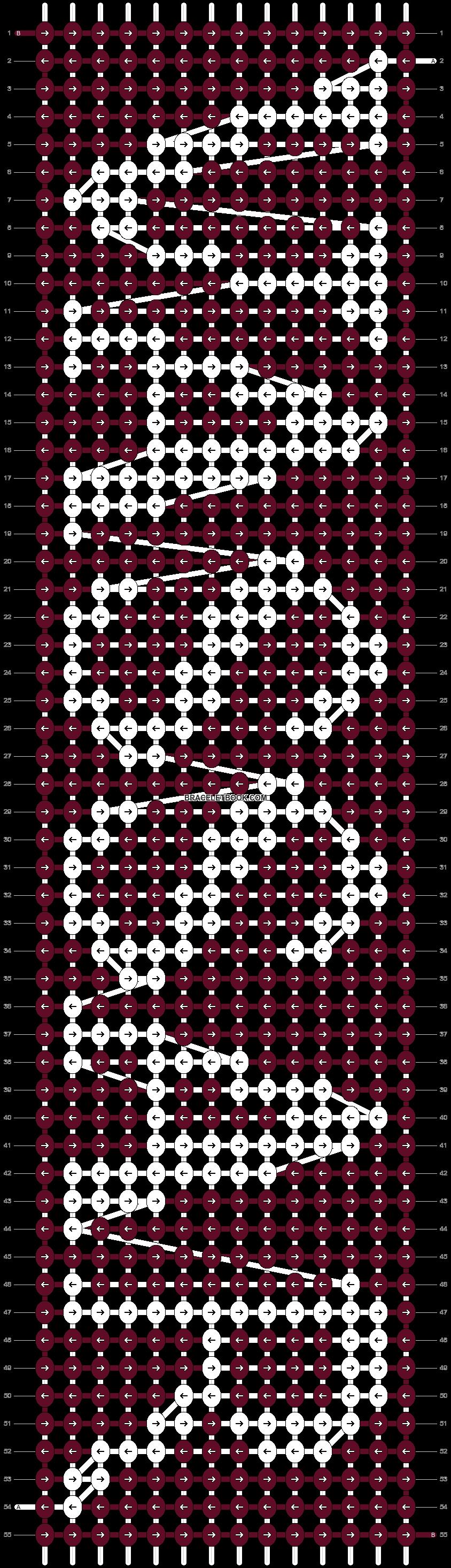 Alpha pattern #67728 pattern