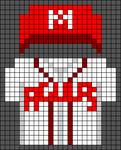 Alpha pattern #67736