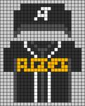 Alpha pattern #67737