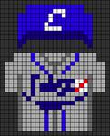Alpha pattern #67739