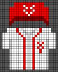 Alpha pattern #67743