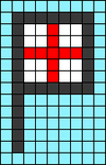 Alpha pattern #67757