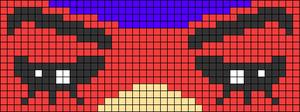 Alpha pattern #67828