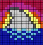 Alpha pattern #67835