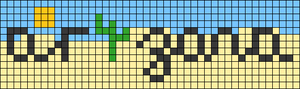 Alpha pattern #67875