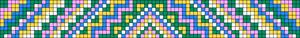 Alpha pattern #67888