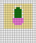 Alpha pattern #67899