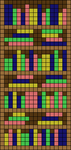 Alpha pattern #67905