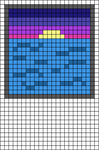 Alpha pattern #67914