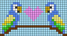 Alpha pattern #67922
