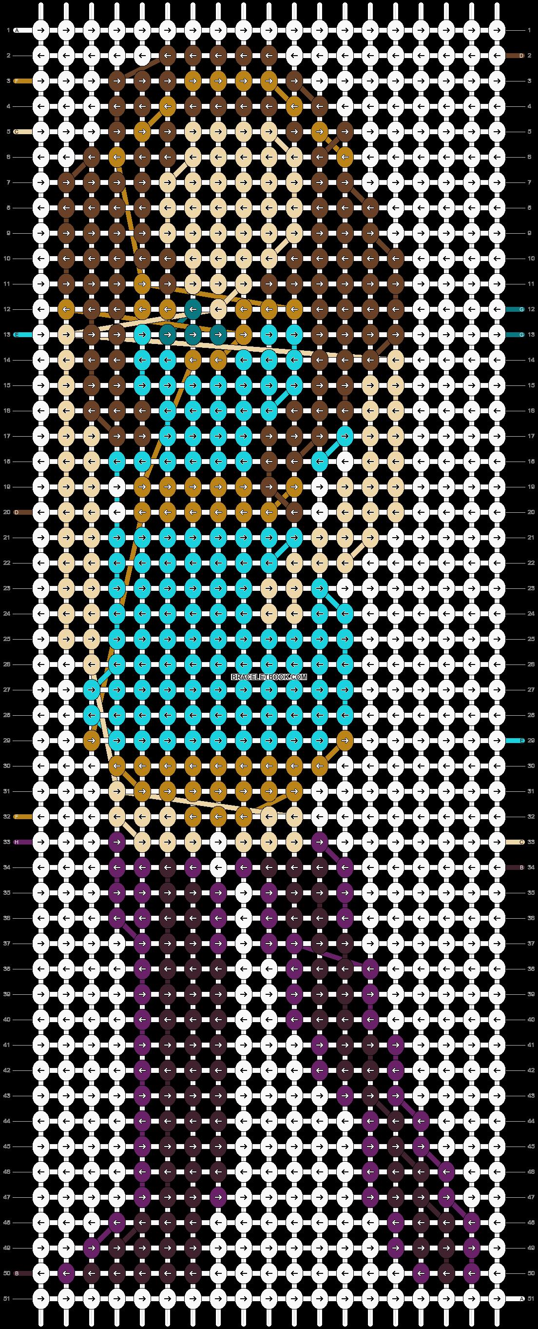 Alpha pattern #67925 pattern