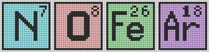 Alpha pattern #67956