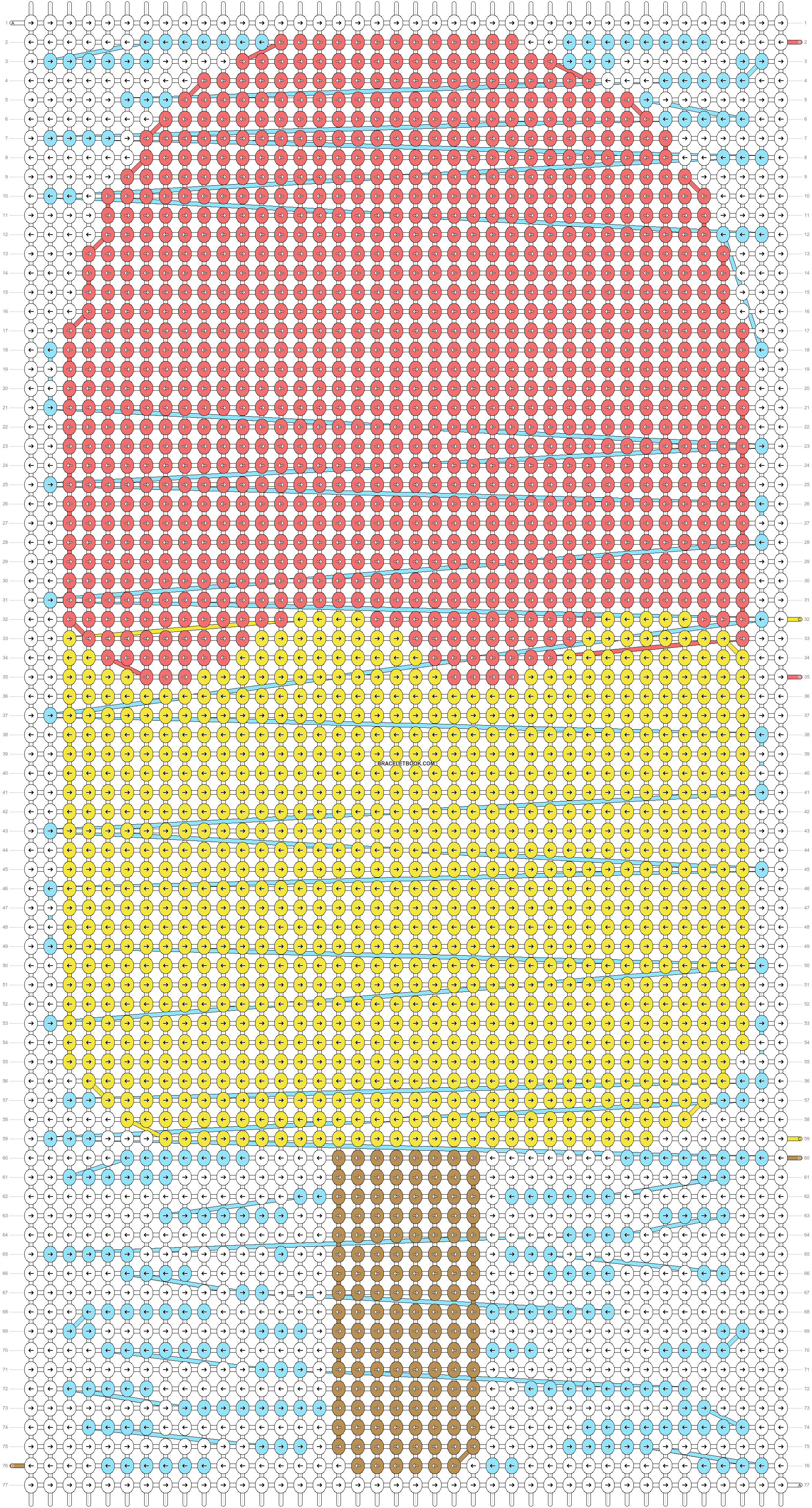 Alpha pattern #67965 pattern