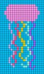 Alpha pattern #67967