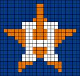 Alpha pattern #67970