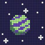 Alpha pattern #68020