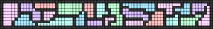 Alpha pattern #68023