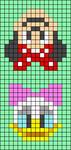 Alpha pattern #68028