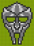 Alpha pattern #68033