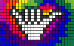 Alpha pattern #68034