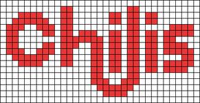 Alpha pattern #68045