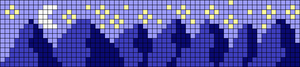 Alpha pattern #68049