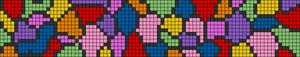 Alpha pattern #68062