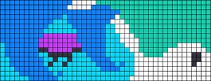 Alpha pattern #68084