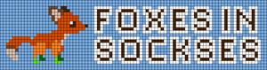 Alpha pattern #68095