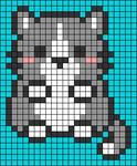 Alpha pattern #68101