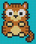 Alpha pattern #68102