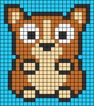 Alpha pattern #68105