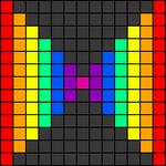 Alpha pattern #68130