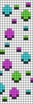 Alpha pattern #68157