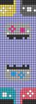 Alpha pattern #68174