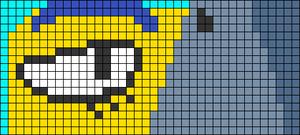 Alpha pattern #68176