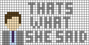 Alpha pattern #68192