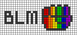 Alpha pattern #68195