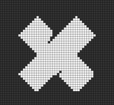 Alpha pattern #68201
