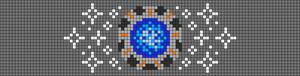 Alpha pattern #68206