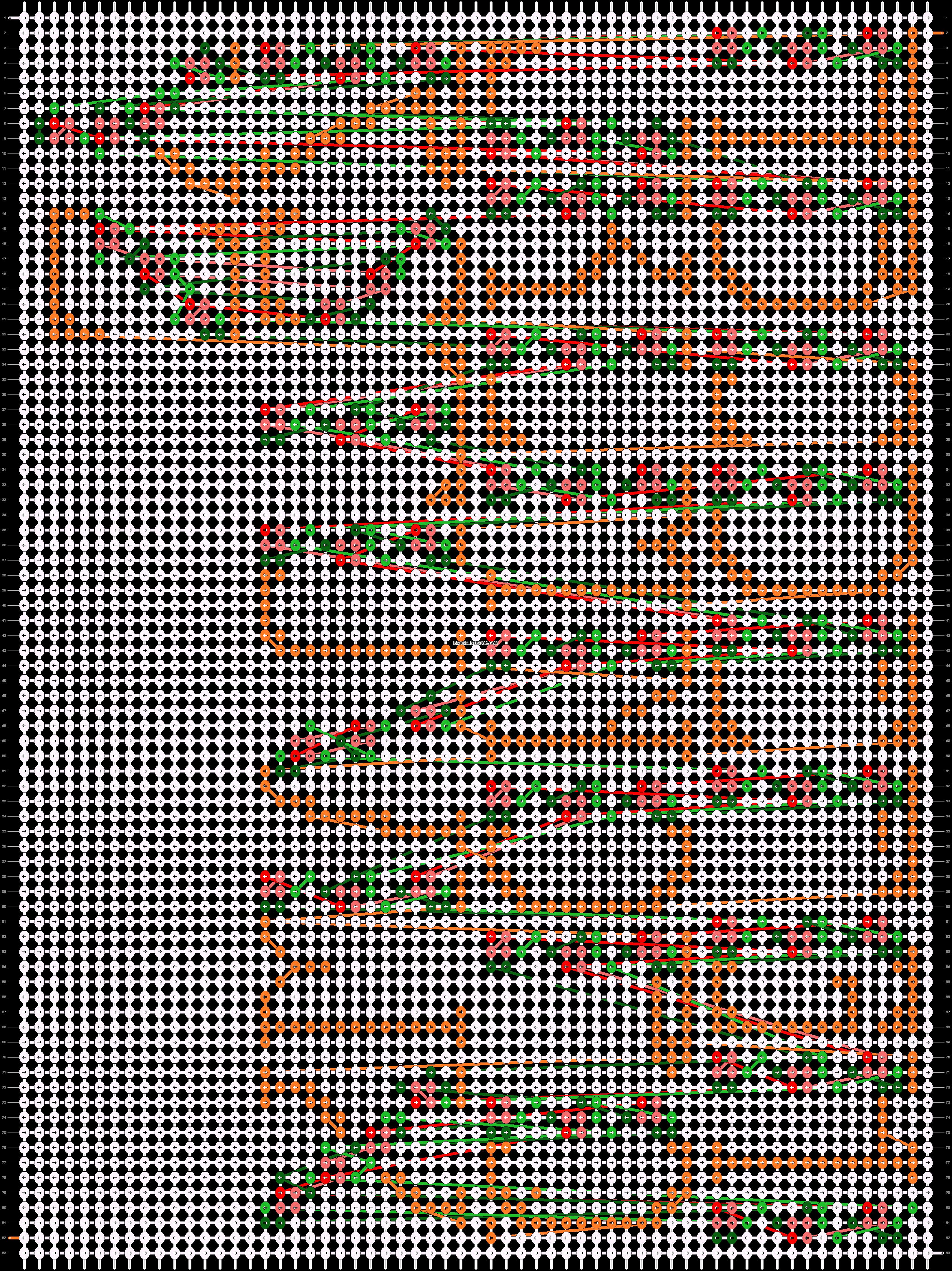 Alpha pattern #68211 pattern