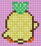 Alpha pattern #68212