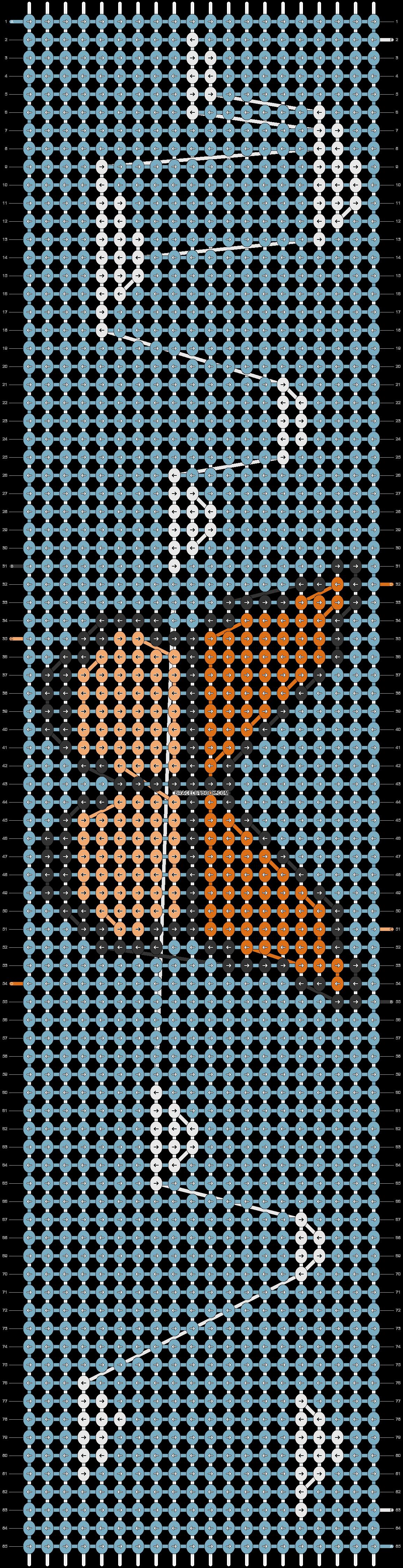 Alpha pattern #68231 pattern