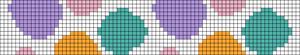 Alpha pattern #68244
