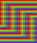 Alpha pattern #68255