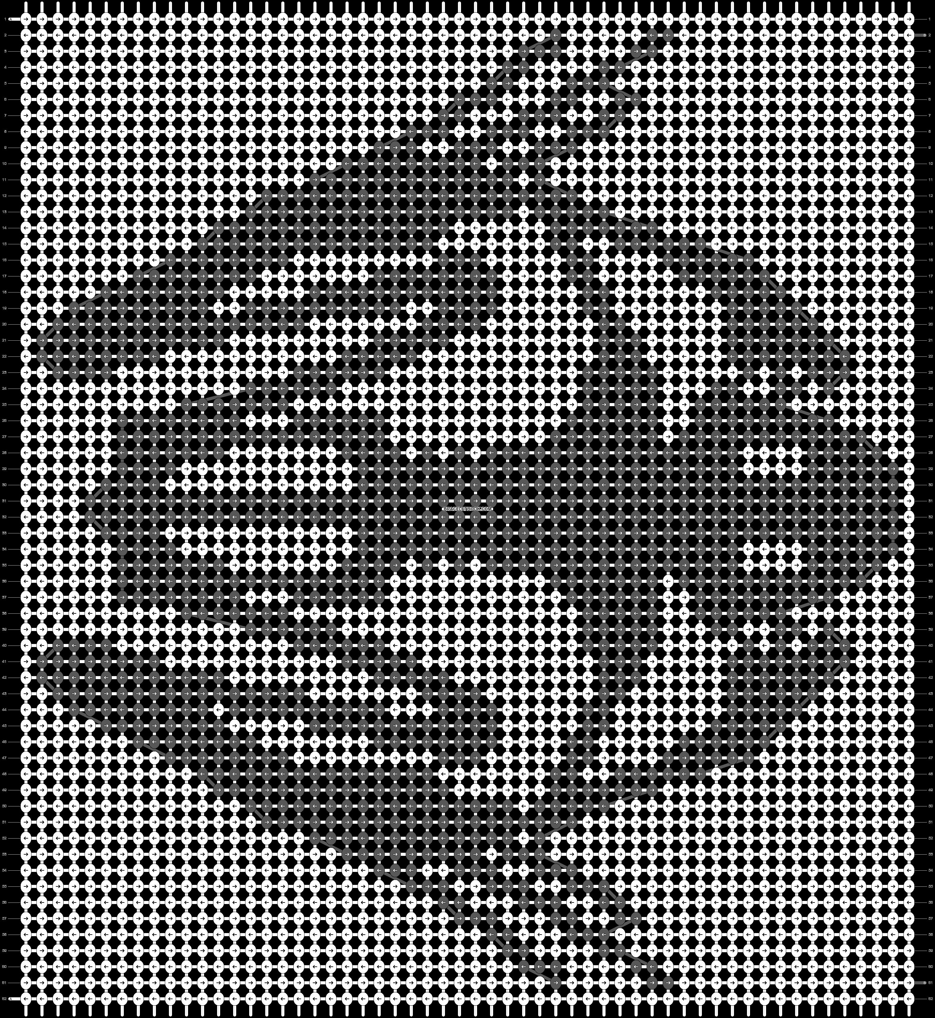Alpha pattern #68280 pattern
